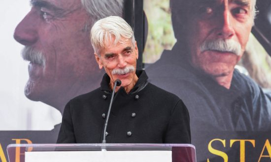 Sam Elliot Basks in First Oscar Nomination and Talks of 'Bigfoot' in Latest Movie