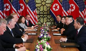 Trump-Kim Summit Ends With No Deal on Denuclearization