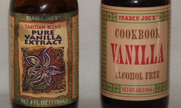 Vanilla extract. (Glane23/Wikimedia Commons [CC BY 3.0 (ept.ms/2FZU1oT)])