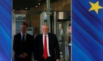 UK Labour Party Backs Second Brexit Vote