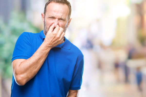 8 Things Your Nose Says About Your Health–What That Smell of Ammonia