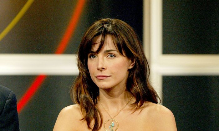 Lisa Sheridan in a 2005 photo. (Frederick M. Brown/Getty Images)