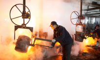China's Manufacturing Activity Shrinks Again in February But at Slower Pace