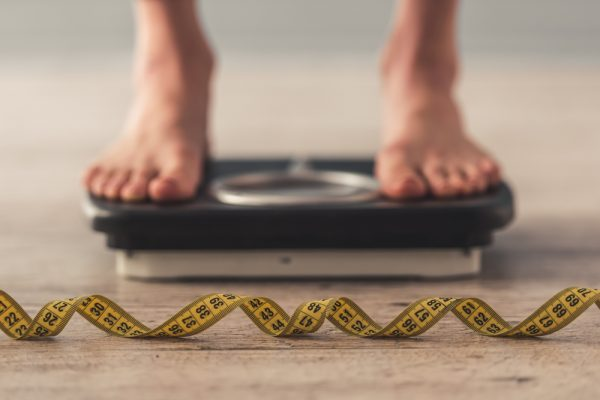Rapid weight loss or gain