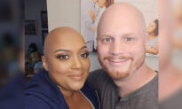 Husband's Loving Remarks Go Viral When Wife Goes Out First Time Without Wig