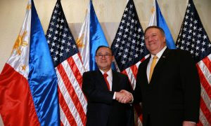 Pompeo Assures Philippines of US Protection in Event of Sea Conflict With China