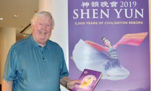 Shen Yun Is Terrific, Businessman Says