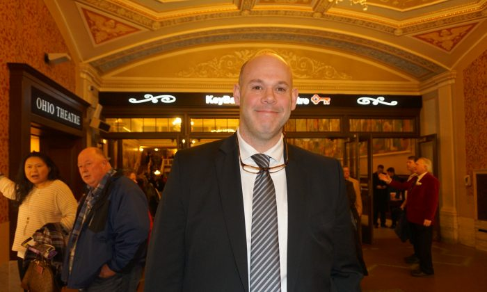 Shen Yun Gives GE Engineer More Than General Insight