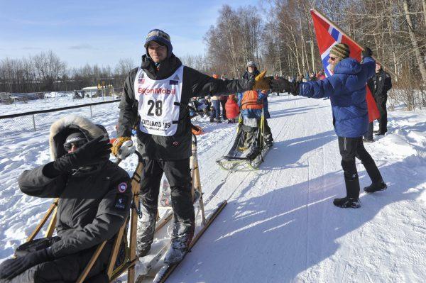 Alaska Sled Dog Race 11