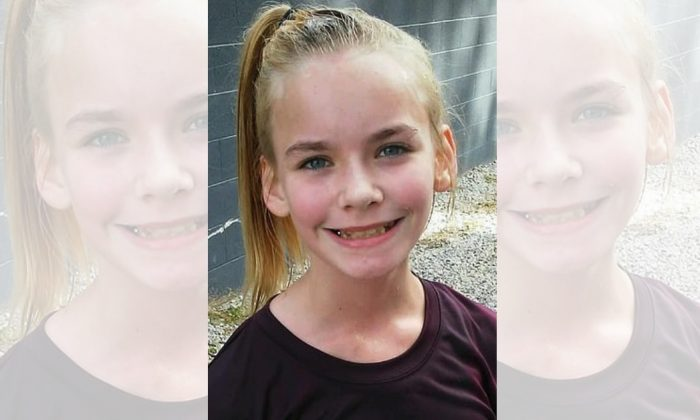 Amberly Lee Barnett vanished on March 1, 2019, after being last seen at her aunt's home in Collinsville, Ala. Her body was found by authorities the very next day. (Facebook)