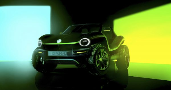 Volkswagen Buggy electric car