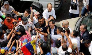 Guaidó Returns to Venezuela as Crowds Flood the Streets to Protest Socialist Regime