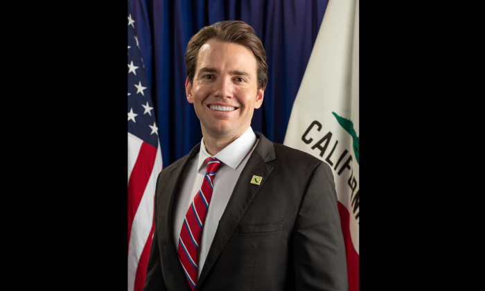 California Assemblyman Kevin Kiley is shown in a head shot. (Courtesy of the Office of Assemblyman Kevin Kiley)