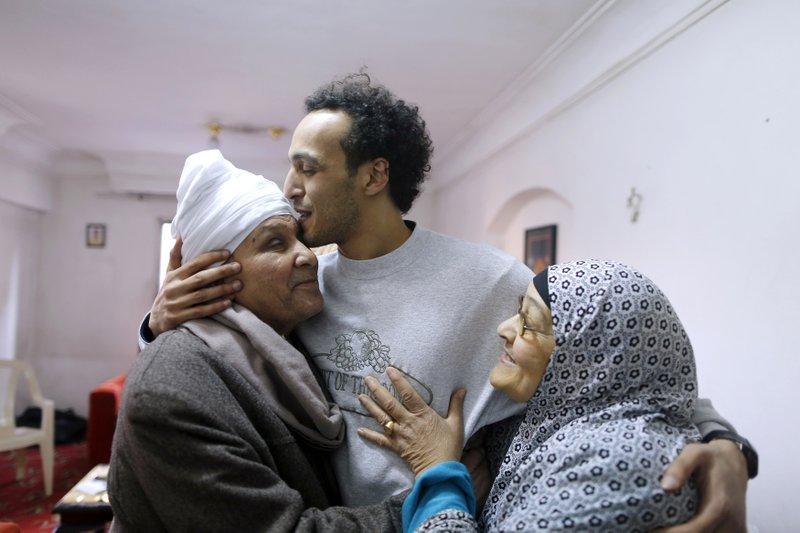 Egypt Photojournalist Mahmoud Abu Zaid
