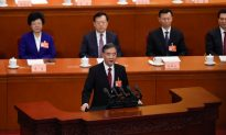 Chinese Regime Warns of 'Severe Risks and Challenges' During Annual Political Meeting