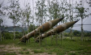 North Korea, China Leave Us Little Choice but to Build More Missiles