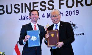 Australia Inks Indonesia Free Trade Deal