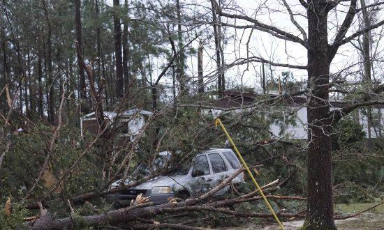 Tornado Kills 23 in Alabama as Severe Storm Ravages Southeast