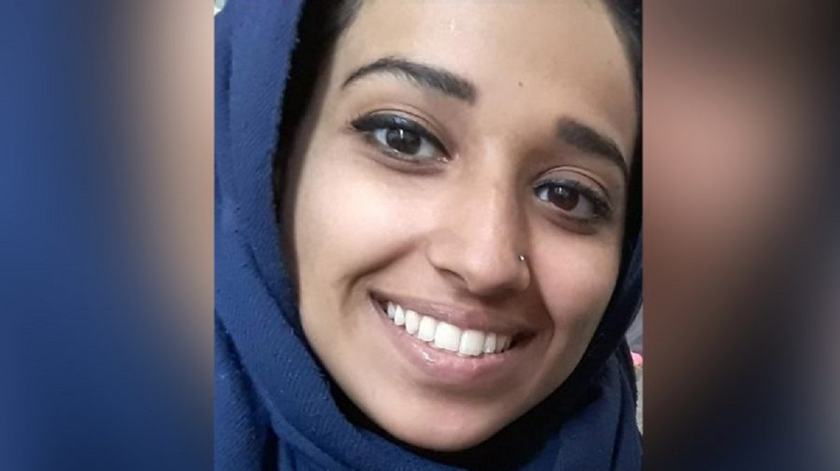 Hoda Muthana, an Alabama woman who left home to join the Islamic State after becoming radicalized online.