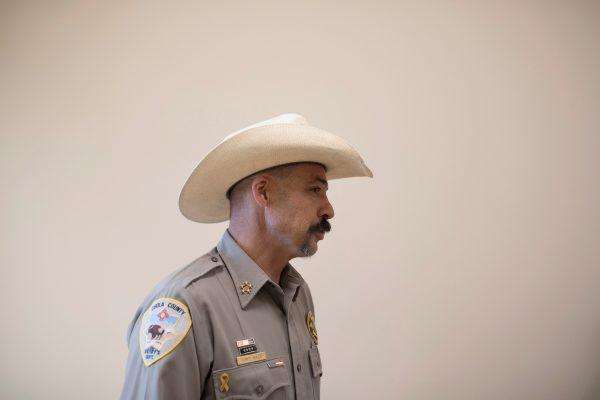 Cibola County Sheriff Tony Mace