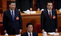 China Abandons GDP Target for First Time as Virus Overshadows Parliament
