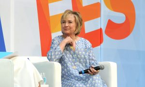 Hillary Clinton Says She Isn't Running for President in 2020