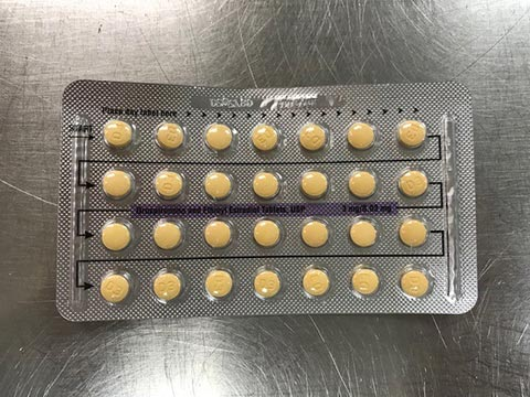 Drospirenone and Ethinyl Estradiol Tablets, USP have been recalled due to a packaging error. (FDA)