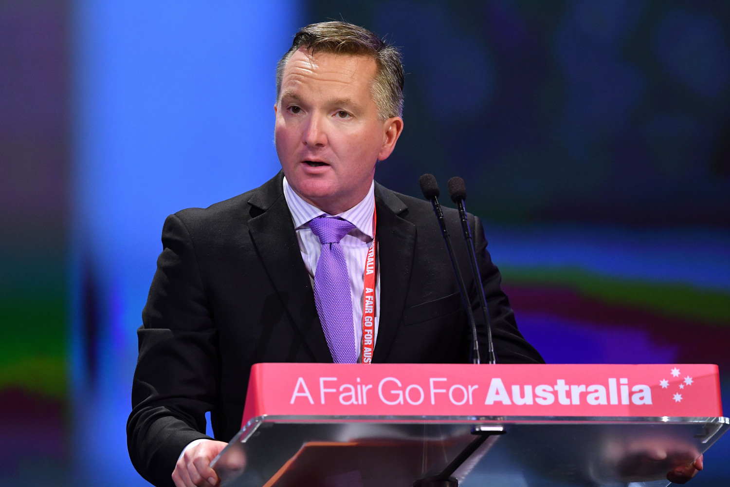 Shadow Treasurer Chris Bowen