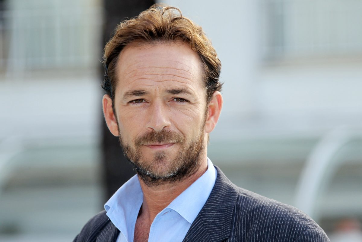 Luke Perry`s Fortune to Be Split Between His Children, Documents Show