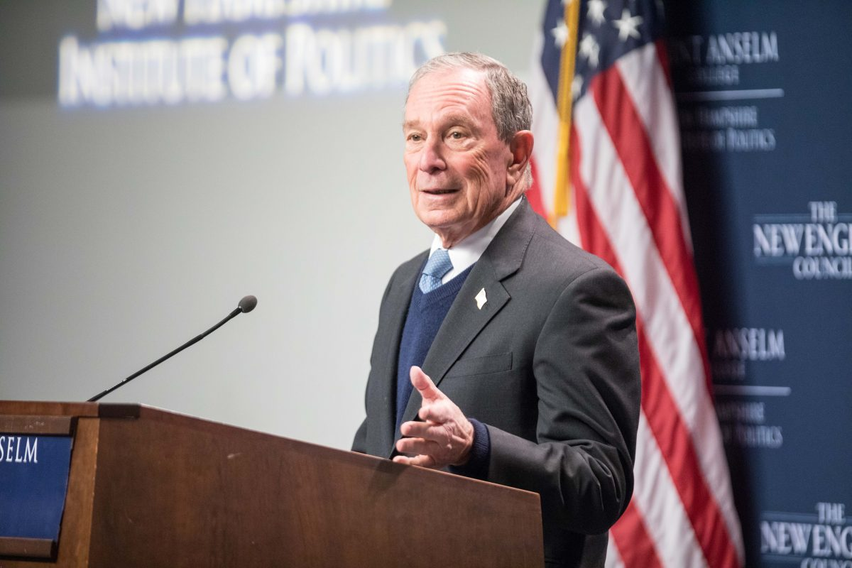 Michael Bloomberg officially announces his 2020 Presidential campaign
