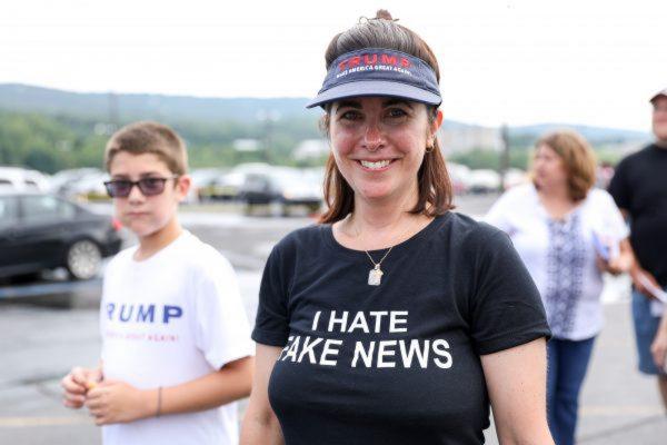 Trump MAGA Catrina Albo