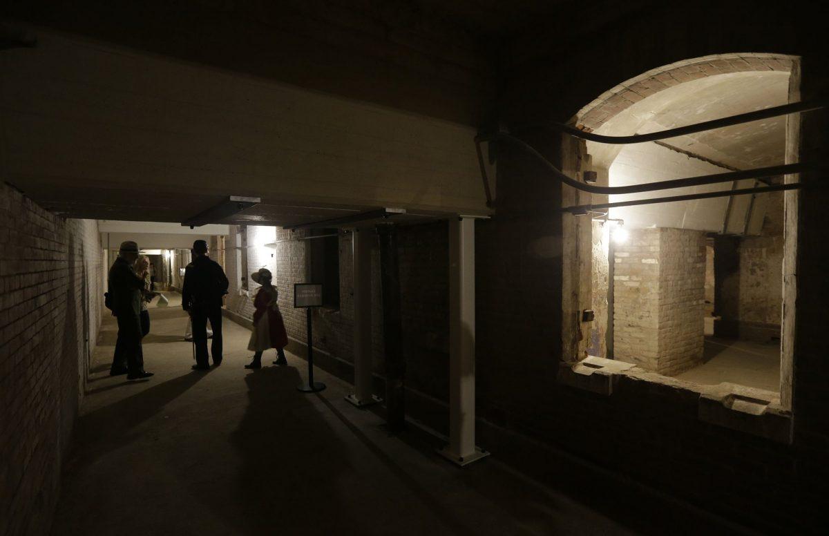 Alcatraz island archaeology 2