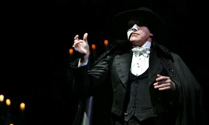 The Phantom of the Opera. (Lisa Maree Williams/Getty Images)