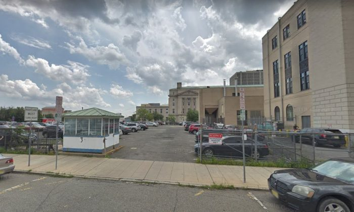 A photo shows 43-67 Green Street in Newark, N.J. (Google Street)