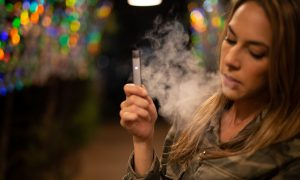 Women Who Vape Around Pregnancy May Wrongly Think It Safe