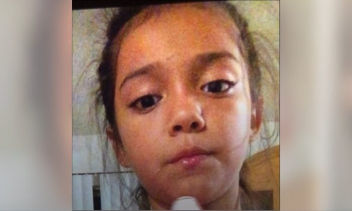 Ashley Lopez, the Texas 10-year-old who was subject to a missing person alert, was found safe in Austin, Tx., on March 8, 2019. (Austin Police Department)