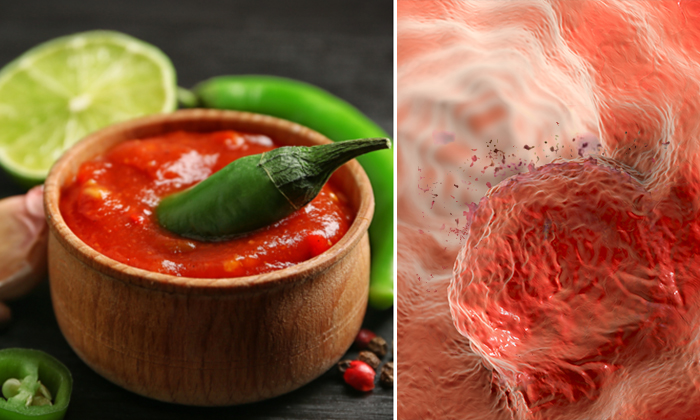 10 Unexpected Health Benefits of Hot Sauce–#8 Explains Why Cancer Hates Chilies