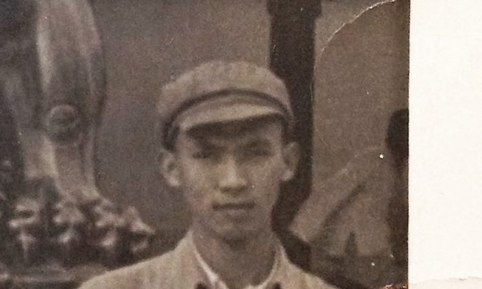 "An undated photo of Zhang Deji. In 1954, Zhang was imprisoned as a result of his status as a landlord during a period when land owners and other ""counterrevolutionaries"" were persecuted by the communist party after it seized power. Zhang died 20 years later while at labor camp. (Provided by Kechun Li)"