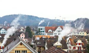 Wood-Burning Stoves Add to Winter Air Pollution and Health Threats