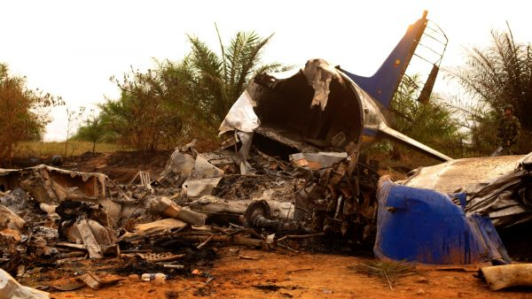 Colombia airplane crash 2
