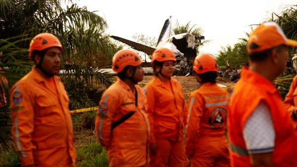 Colombia airplane crash 4