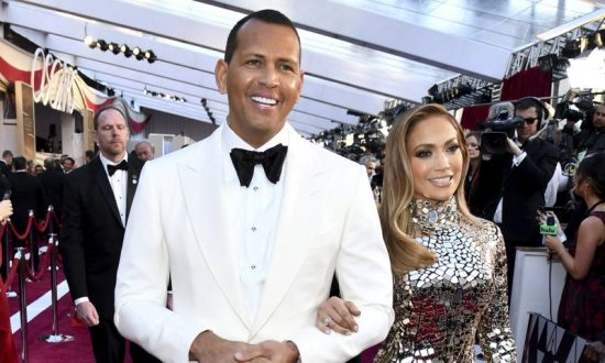 Jennifer Lopez and Alex Rodriguez Are Engaged