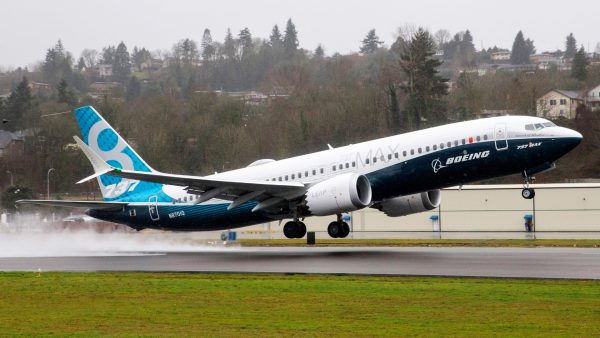 Boeing 737 USA