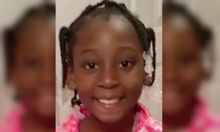Trinity Love Jones, whose body was found on a trail in Los Angeles County, Calif., on March 5, 2019. (Los Angeles County Sheriff's Department)