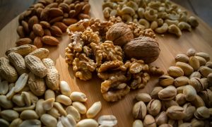 Heart Disease Risk in Diabetics Can Be Reduced by Eating Nuts