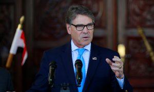 House Democrats Subpoena Rick Perry Amid Impeachment Inquiry