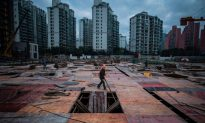 Chinese Real Estate Firms Drowning in Debt