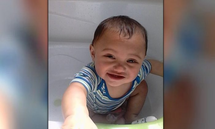 According to court testimony, 8-month-old Isaiah Neil (pictured) died after being left inside a boiling hot car for three hours in Ruatoki, New Zealand, on Nov. 2, 2015. (Shane Neil/Facebook)