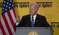 Firefighters Rally Behind Trump on Social Media After Labor Union Endorsed Biden