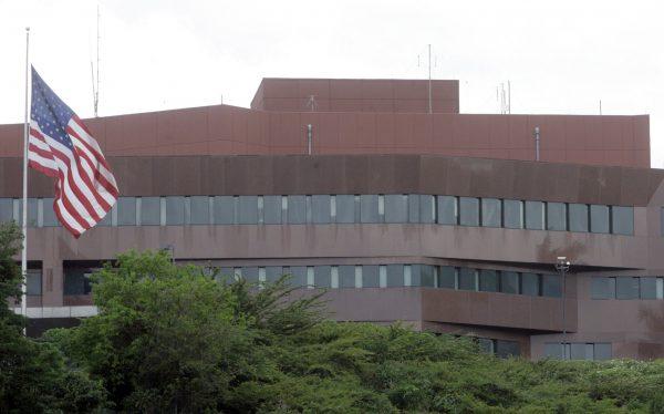 U.S. embassy in Caracas, Venezuela